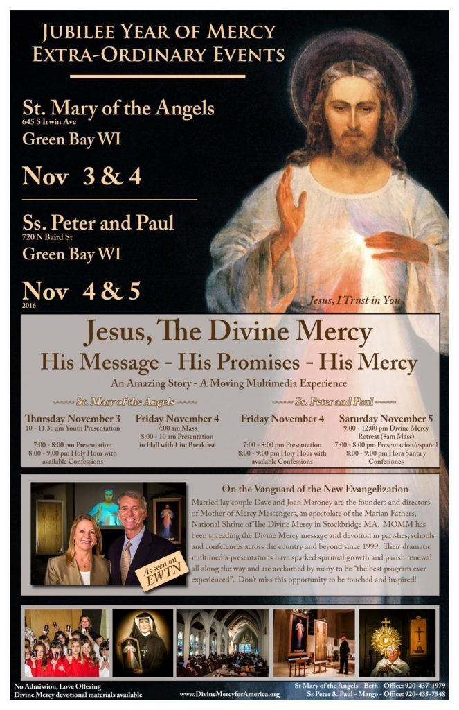 Divine Mercy Event