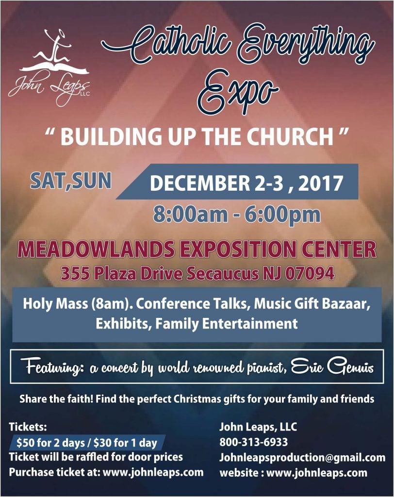 Catholic Everything Expo 2017