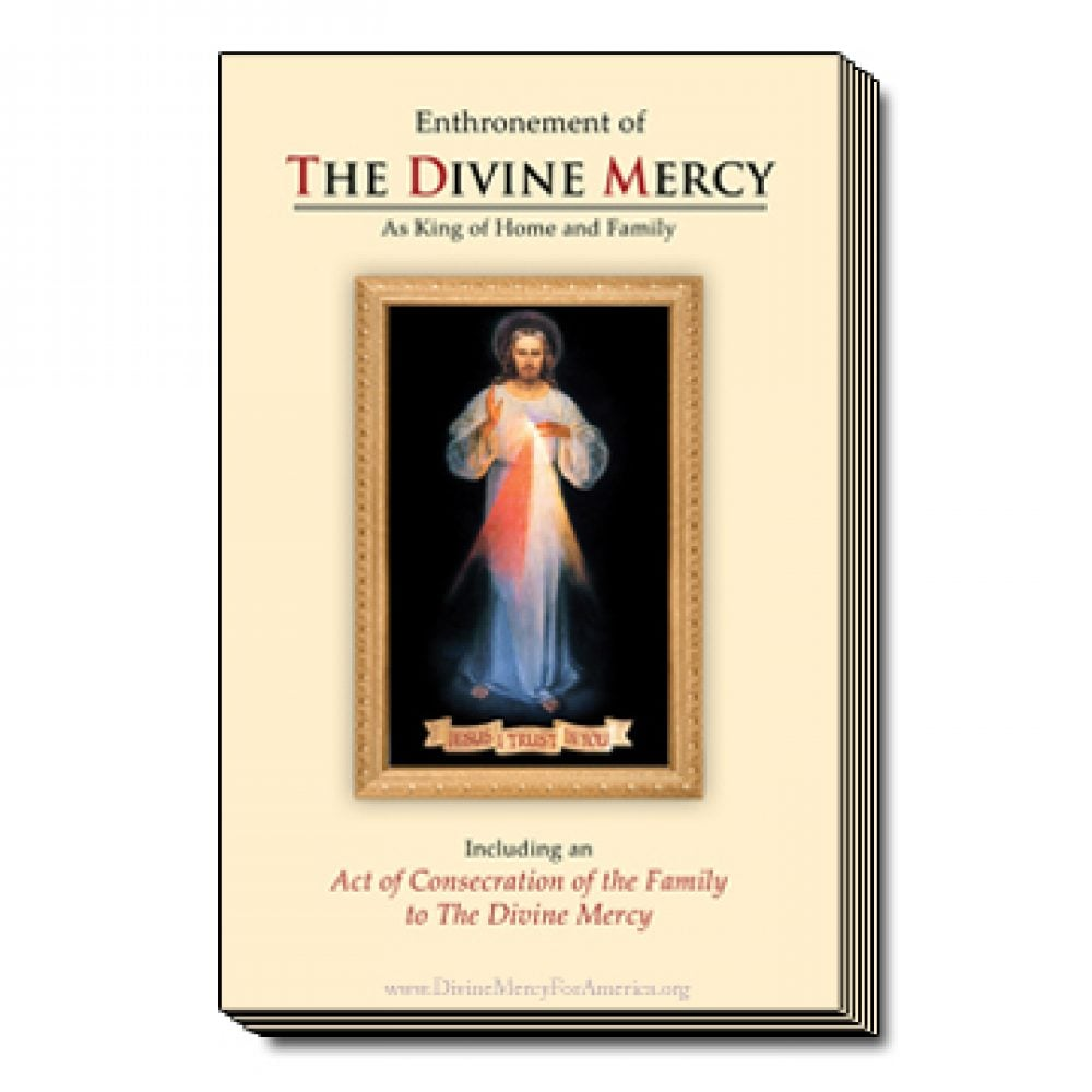 Enthronement Ceremony Pamphlet