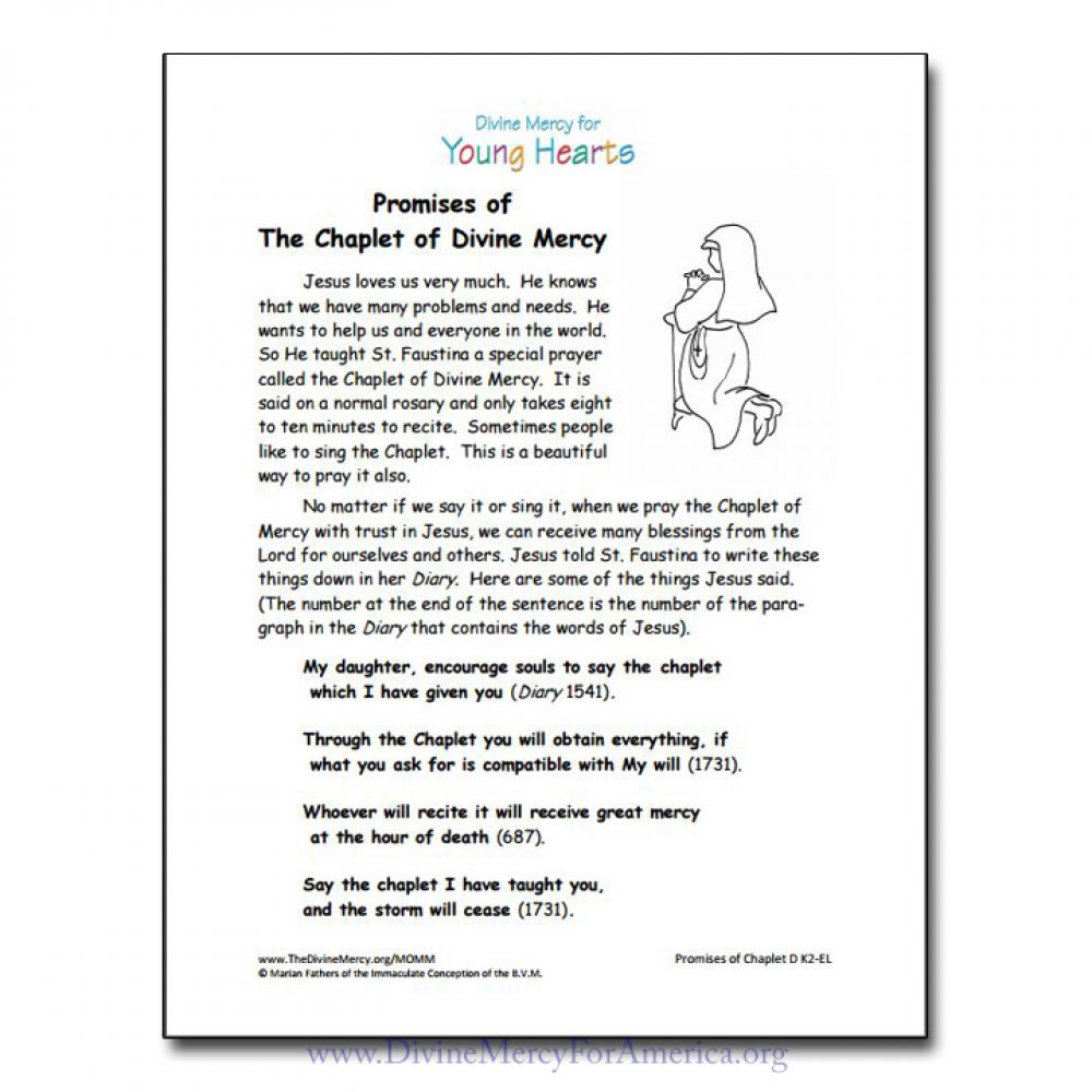 divine mercy worksheets u0026 activities for kids cd rom divine mercy