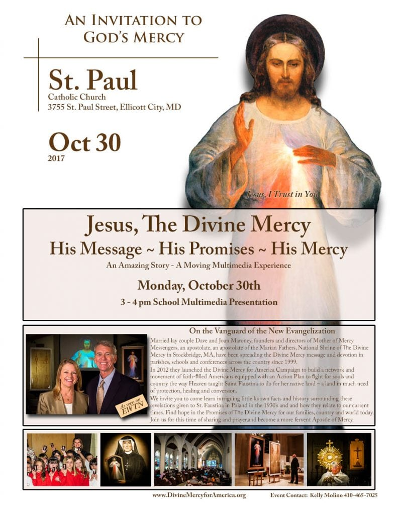 Divine Mercy for Young Hearts Mother of Mercy Messengers