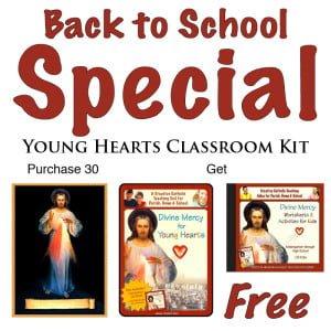 Young Hearts Classroom Set