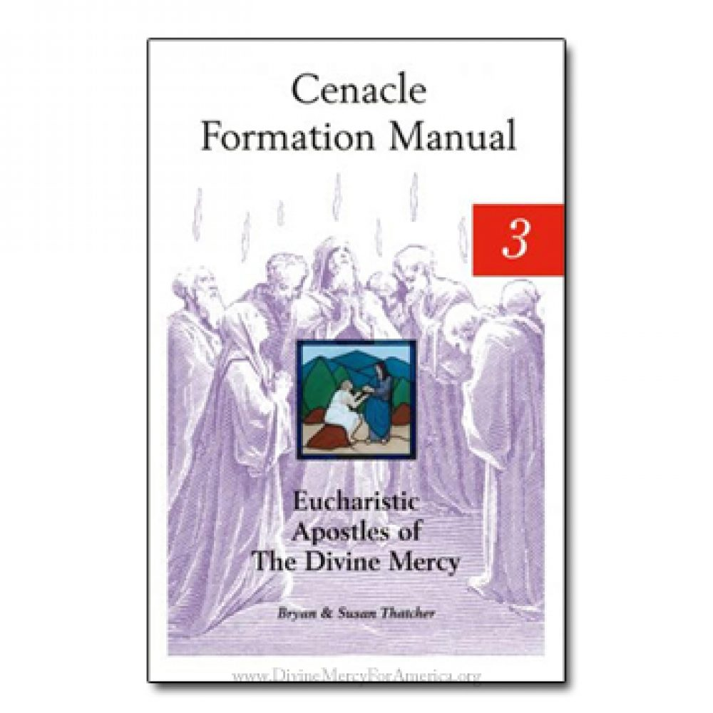 Divine Mercy Cenacle Formation Manual 3