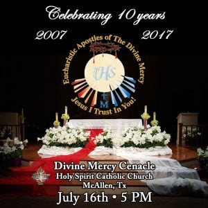 Holy Spirit Catholic Church McAllen Tx