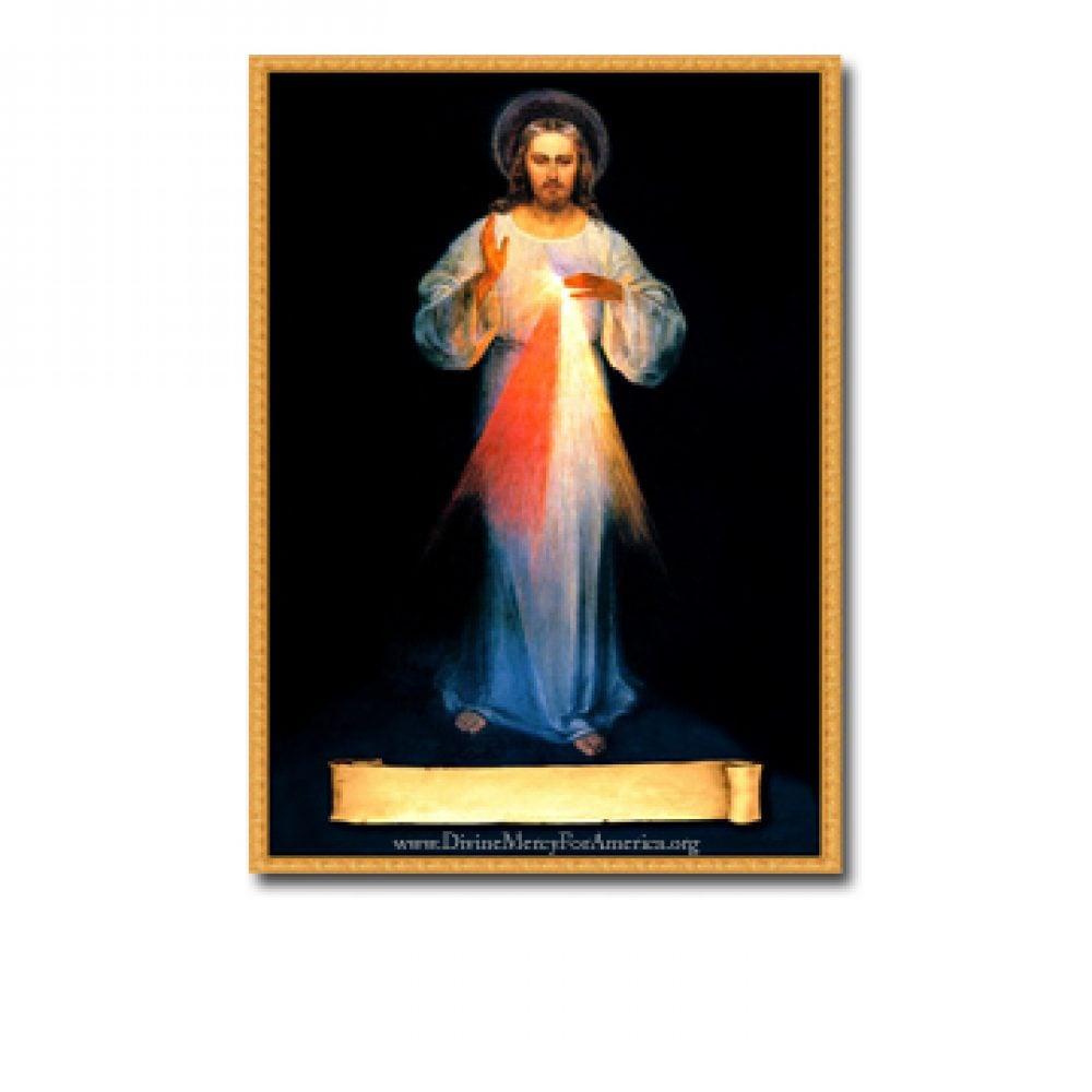 Divine Mercy Image