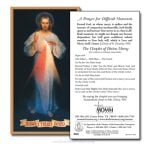 Prayer Card for Difficult Moments